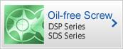 Oil-free Screw