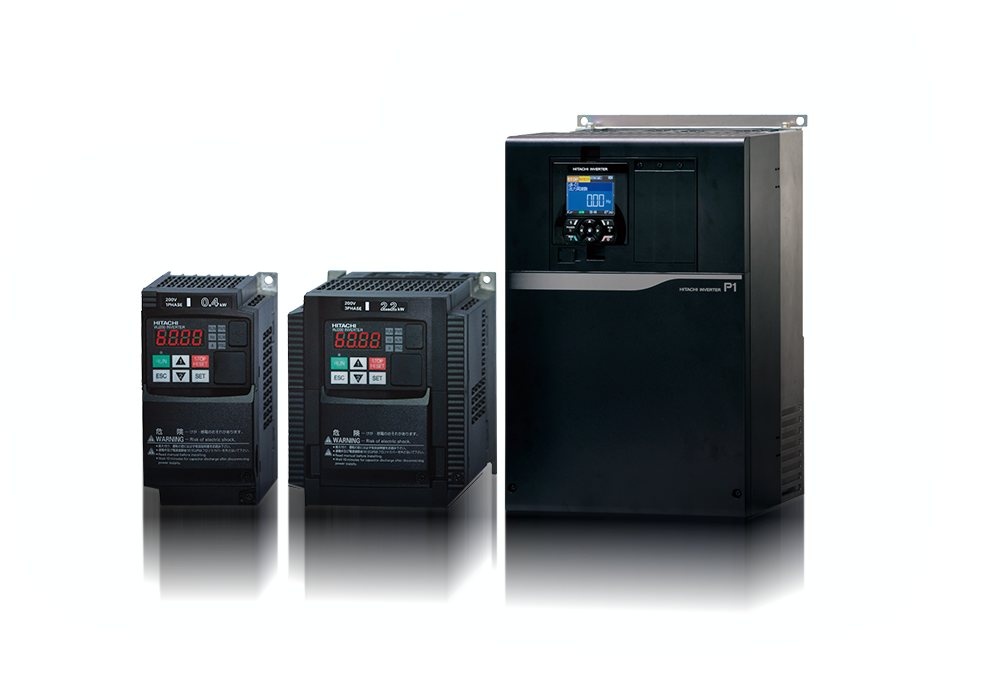 Variable Frequency Drives (Inverters)