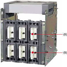 Air Circuit Breakers Akh Aks Akn Series External