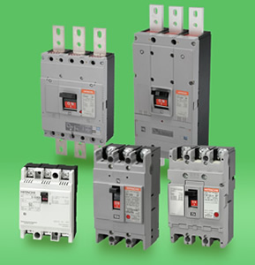Molded Case Circuit Breakers Hitachi Industrial